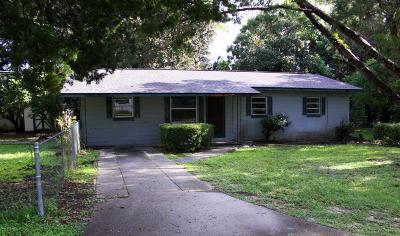 Ocala Single Family Home For Sale: 1421 NE 59th Street