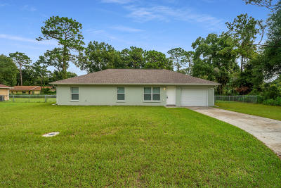Ocala Single Family Home For Sale: 2711 SW 17th Circle