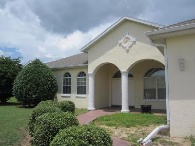 Ocala Single Family Home For Sale: 5857 SW 89th Street Street