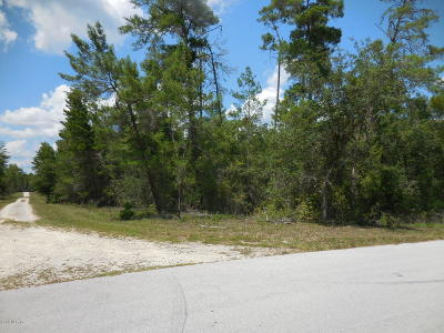Levy County Residential Lots & Land For Sale: 14691 SE 10th Street