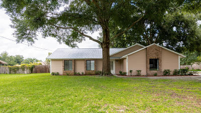 Ocala Single Family Home For Sale: 4395 SE 58th Place