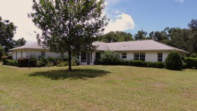 Ocala Single Family Home For Sale: 4850 NW 48th Avenue