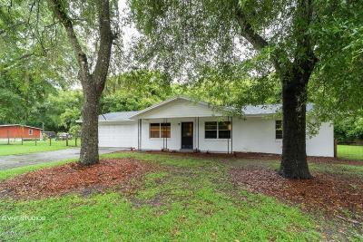 Ocklawaha Single Family Home For Sale: 12330 SE 130th Avenue