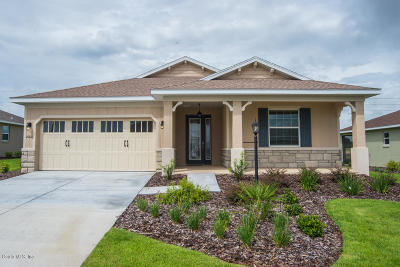 Ocala Single Family Home For Sale: 10121 SW 89th Loop