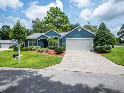 Ocala Single Family Home For Sale: 8637 SW 108th Lane Road
