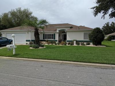 Dunnellon Single Family Home For Sale: 11591 SW 140th Loop