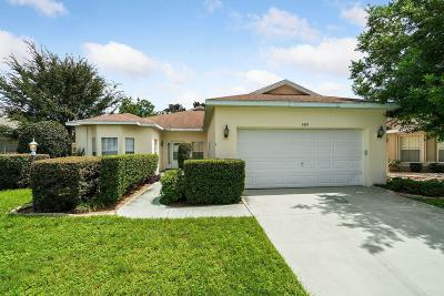 Ocala Single Family Home For Sale: 9401 SW 92 Place Road