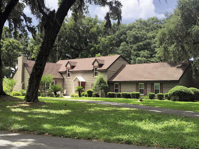 Ocala Single Family Home For Sale: 5460 SW 7th Avenue Road