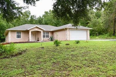 Summerfield Single Family Home For Sale: 3871 SE 140th Place