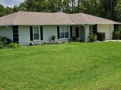Ocala Single Family Home For Sale: 7116 Hemlock Loop