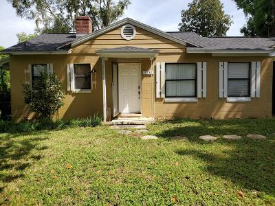 Ocala Single Family Home For Sale: 1151 NE 12th St Street