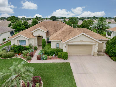 Spruce Creek Country Club, Spruce Creek Country Club Echo Glen Ph 01, Spruce Creek Country Club Sherwood Rep, Spruce Creek Country Club Wellington, Spruce Creek Country Club Windward Hills, Spruce Creek Gc, Spruce Creek G&c Single Family Home For Sale: 9187 SE 130th Loop