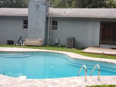Ocala Single Family Home For Sale: 11910 NW 17 Place Place