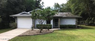 Citrus Springs Single Family Home For Sale: 1926 W Albury Place