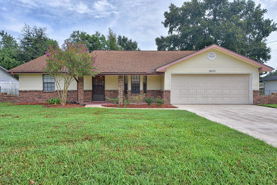 Ocala Single Family Home For Sale: 5065 SE 25th Street