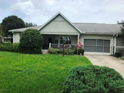 Ocala Single Family Home For Sale: 9355 SW 97th Lane #A