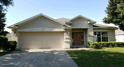 Ocala Single Family Home For Auction: 4954 SW 40th Place