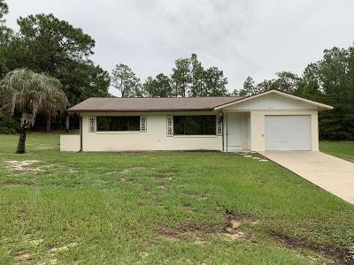 Rainbow Lake Es Single Family Home For Sale: 2947 SW Admiral Landing Drive