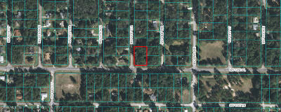 Ocala Residential Lots & Land For Sale: NW 63rd Terrace
