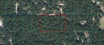 Dunnellon Residential Lots & Land For Sale: SW 152nd Place