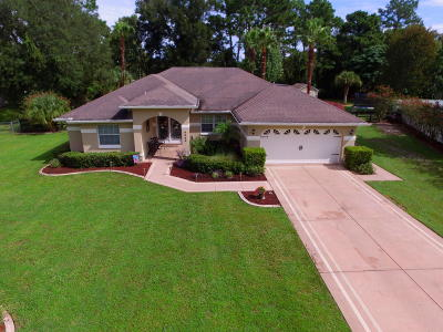 Ocala Single Family Home For Sale: 5509 SW 108th Street