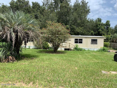 Summerfield Mobile/Manufactured For Sale: 9155 SE 144th Lane