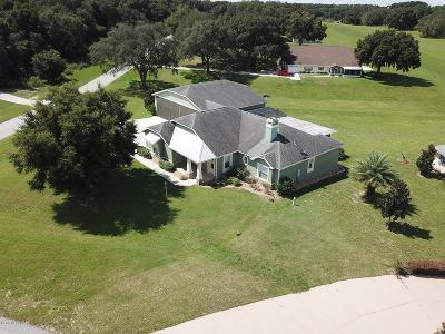 Marion County Single Family Home For Sale: 17990 SE 158th Court