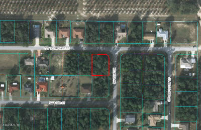 Ocala Residential Lots & Land For Sale: SW 145 Place Road
