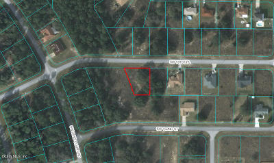 Ocala Residential Lots & Land For Sale: SW 161 Place