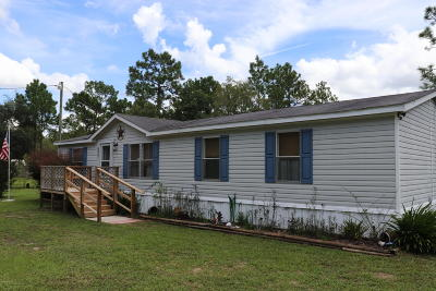 Mobile/Manufactured For Sale: 4851 SW 186th Court