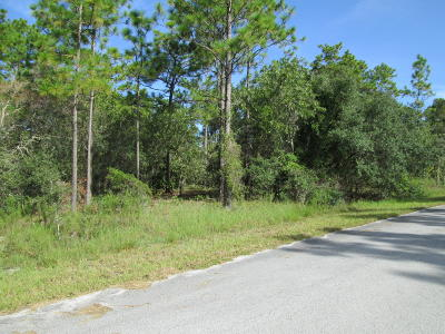 Dunnellon Residential Lots & Land For Sale: SW Woodland Avenue #31