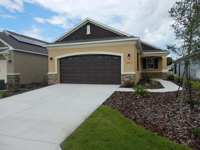 Ocala Single Family Home For Sale: 9823 SW 99th Loop