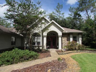 Citrus County Single Family Home For Sale: 10401 N Natchez Loop