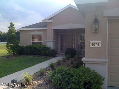Ocala Single Family Home For Sale: 4074 SW 56th Court