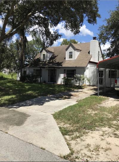 Belleview Single Family Home For Sale: 12203 SE 99th Terrace