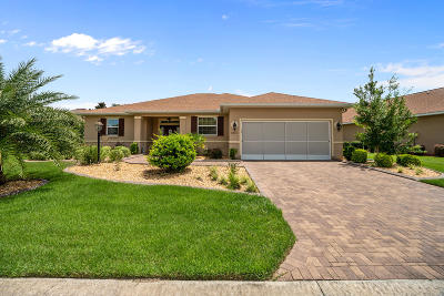 Ocala Single Family Home For Sale: 8701 SW 88th Place