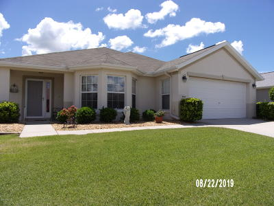 Spruce Creek Country Club, Spruce Creek Country Club Echo Glen Ph 01, Spruce Creek Country Club Sherwood Rep, Spruce Creek Country Club Wellington, Spruce Creek Country Club Windward Hills, Spruce Creek Gc, Spruce Creek G&c Single Family Home For Sale: 8638 SE 134th Street