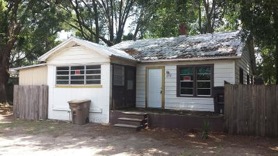 Marion County Single Family Home For Sale: 1313 SW 3rd Street