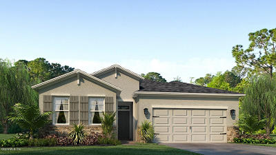 Ocala Single Family Home For Sale: 6409 SW 89th Loop