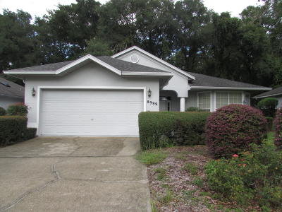 Dunnellon Condo/Townhouse For Sale: 8999 SW 192nd Ct Rd