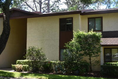 Ocala Condo/Townhouse For Sale: 647 Midway Drive #B