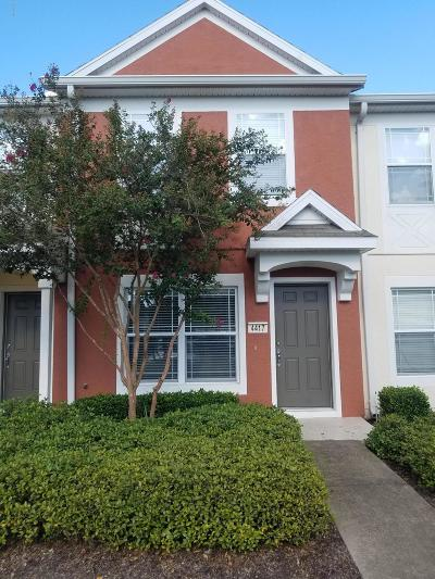 Ocala Condo/Townhouse For Sale: 4417 SW 49th Avenue