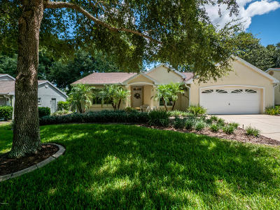 Ocala Single Family Home For Sale: 7710 SW 117th Street Road