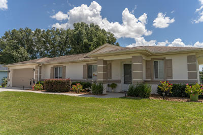 Ocala Single Family Home For Sale: 6310 SW 100th Loop