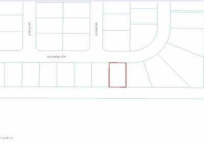 Ocala Residential Lots & Land For Sale: SW 168th Loop