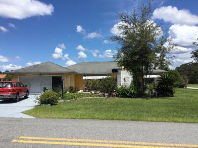 Ocala Single Family Home For Sale: 301 Oak Lane Trak Trak