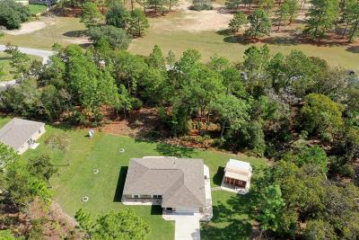 Ocala Single Family Home For Sale: 18 Oak Trail Run