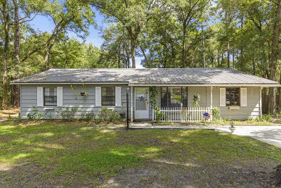 Ocala Single Family Home For Sale: 6163 NW 61st Place