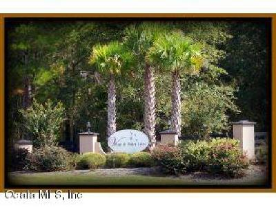 Citrus County, Levy County, Marion County Residential Lots & Land For Sale: NW 141 Avenue