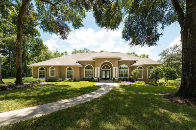 Dunnellon Single Family Home For Sale: 12430 SW Hwy 484